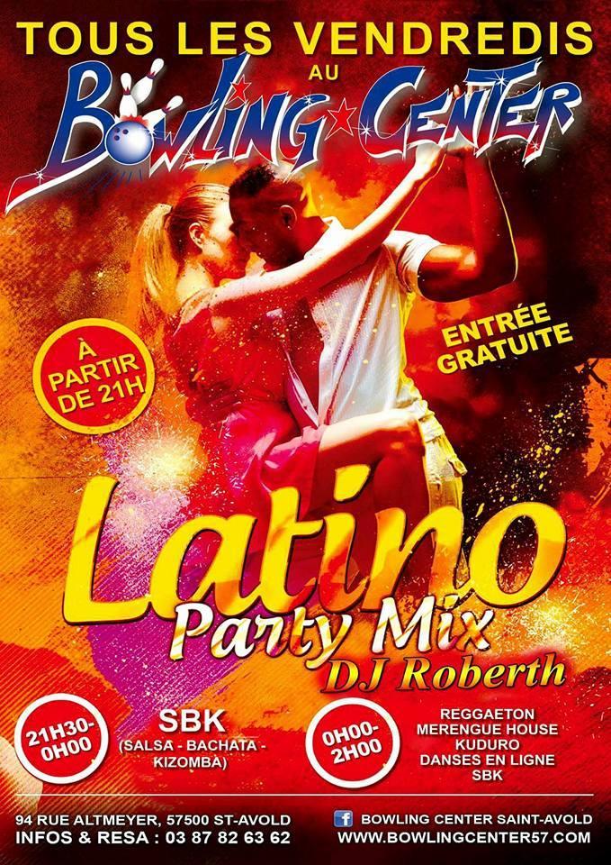 Latino Party Mix