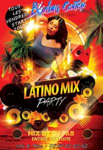 LATINO MIX PARTY